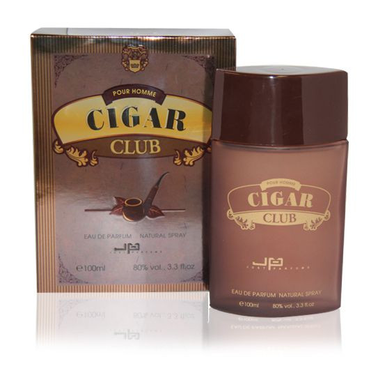 Туалетная вода JUST PARFUMS Cigar Club edp M 100ml