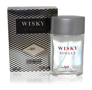 Туалетная вода JUST PARFUMS Whisky Single edp M 100ml