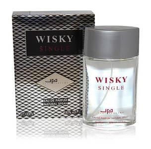 Туалетная вода JUST PARFUMS Whisky Single edp M 100ml