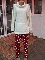 (50 р) Флисовый домашний теплый комбинезон костюм пижама кигуруми кігурумі