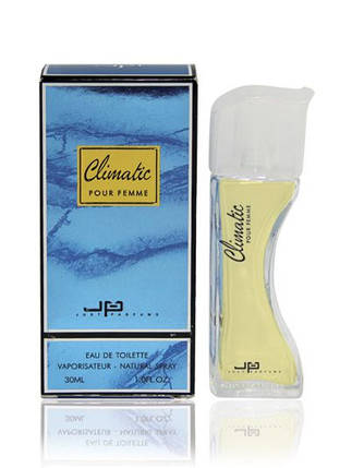 Туалетная вода JUST PARFUMS CLIMATIC edt 30ml W, фото 2