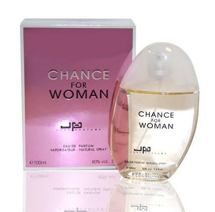 Туалетная вода JUST PARFUMS Chance for Woman edp W 100ml , фото 2