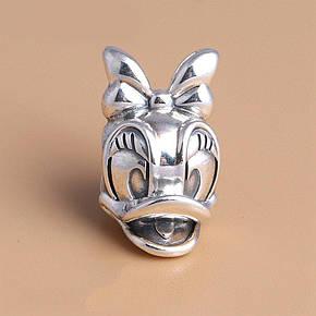 "Шарм серебряный Kigmay Jewelry "" Скрудж Макдак"", фото 2"