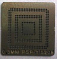 BGA трафарет PSP- 1/5209 ( 0,3 мм Soler бал )
