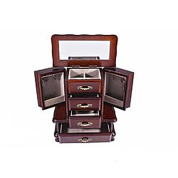 Шкафчик-шкатулка для украшений King Wood (JF-K7513-2B)