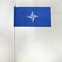 "Флажок ""НАТО"" / Флажок ""NATO""  | Флажки международных организаций |"