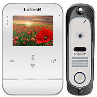 Intercom IM-11 (800ТВЛ) комплект видеодомофона