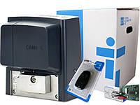 CAME BX-800 BASE Комплект автоматики для откатных ворот BX708AGS до 800 кг