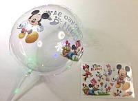 """Наклейка для воздушных шаров """"Disney"""""""