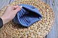 """Набор шапочка со снудом """"Hills"""", голубая, фото 9"""