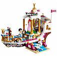 """Конструктор Lepin 25013 """"Королевский корабль Ариэль"""" 425 деталей. Ааналог LEGO Disney Princess 41153, фото 4"""