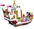 """Конструктор Lepin 25013 """"Королевский корабль Ариэль"""" 425 деталей. Ааналог LEGO Disney Princess 41153, фото 5"""