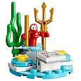 """Конструктор Lepin 25013 """"Королевский корабль Ариэль"""" 425 деталей. Ааналог LEGO Disney Princess 41153, фото 9"""