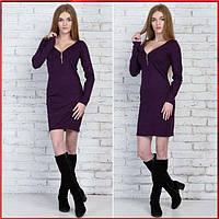 Ангоровое платье Бьянка, фото 1