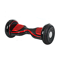 "Гироборд Smart Balance Wheel 8"" Metr+JJ-07-2(2) Черный"