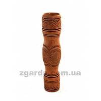 Ваза деревянная 29х7 (ВД 01-12)