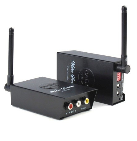 Беспроводной аудио/видео передатчик BADA 2W BD2-4G804