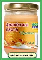 "Арахісова паста "" Good Energy"" класична, 180 гр"