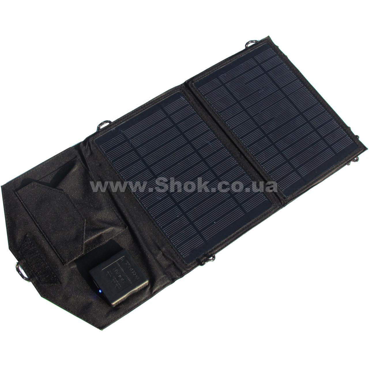 Cолнечное зарядное устройство Solar Power SM-5,5/12 12W