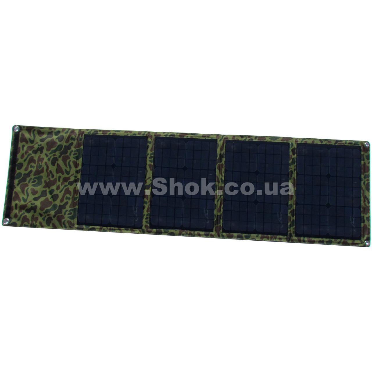 Cолнечное зарядное устройство Solar Power SM-5,5/18 40W