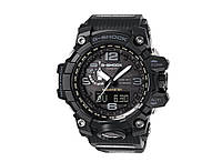 Мужские наручные часы CASIO GWG-1000-1A1ER Черные (nri-1106)