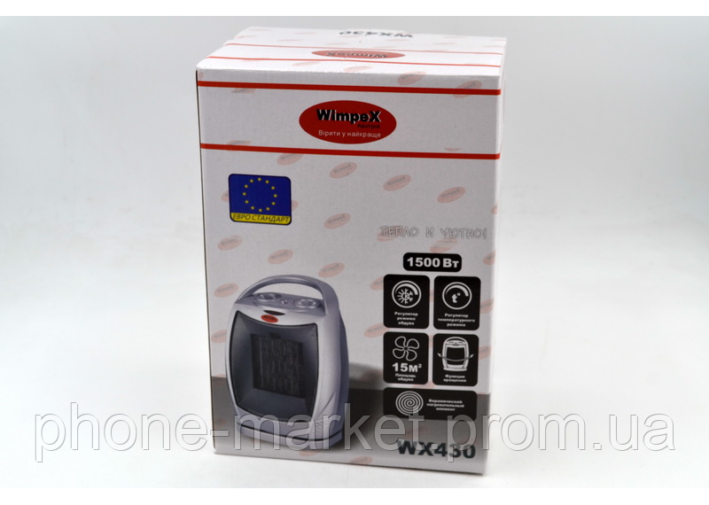 Электрообогреватель Керамика Wimpex WX 430 Вимпекс
