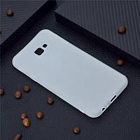 Чехол для Samsung J415 / J4 Plus 2018 силикон soft touch бампер матовый