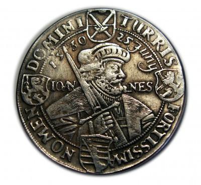 Талер 1530-1630 года Польша №235 копия