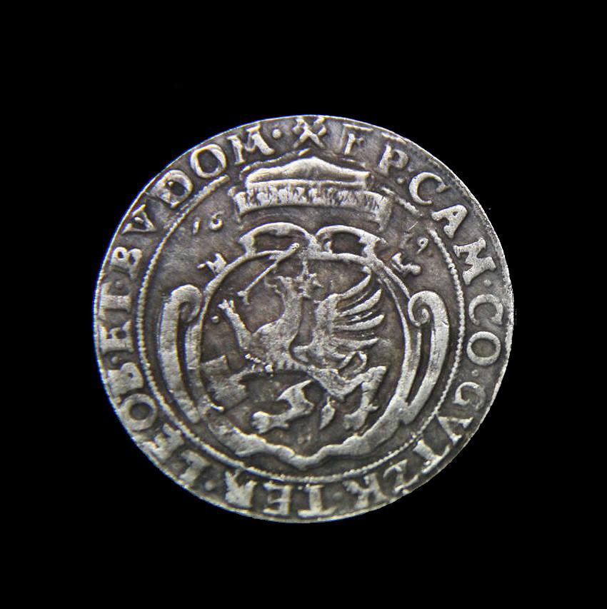 Талер 1629 года Германия №239 копия