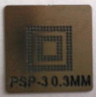 BGA трафарет PSP3-1 0,3mm