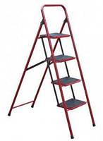 Лестница-стремянка семейная 4 ступени (с ковриком) Технолог