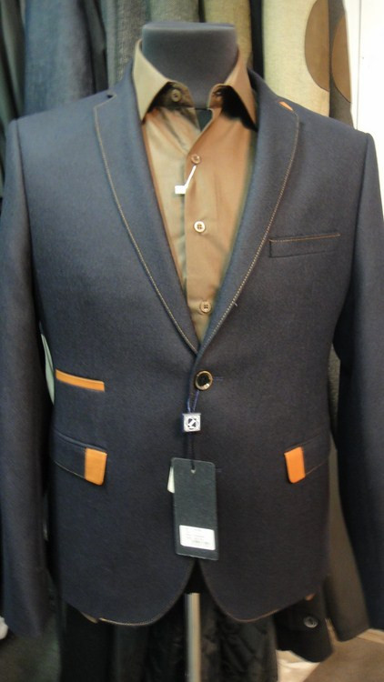 Пиджак мужской Loranzo модель W-001 Orlando