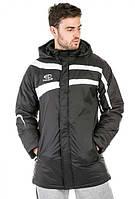 Куртка зимняя (черная) Europaw TeamLine