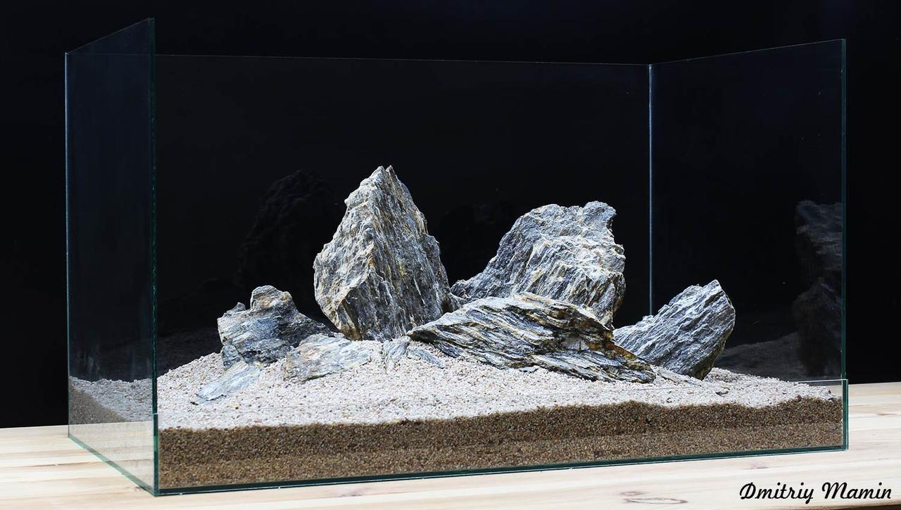 Композиция из Древесного камня K119