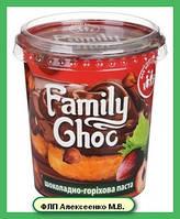 """Шоколадно-горіхова паста """"Femily Chok"""" 400гр"""