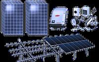 Комплектующие к системам крепления солнечных батарей