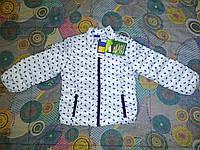 Куртка детская демисезонная LUPILU рост 116 возраст 5-6 лет. Новая.