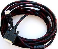 Кабель HDMI / DVI 3 м