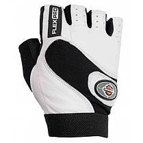 Перчатки для фитнеса и тяжелой атлетики Power System Flex Pro PS-2650 White, фото 2