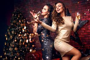 Нарядные платья. Новый год 2019