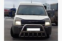 Кенгурятник WT004 (нерж.) - Ford Connect 2002-2006 гг.