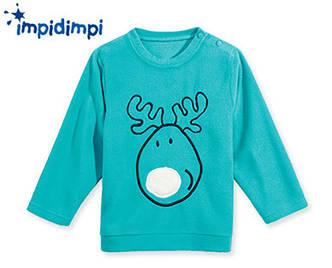 Тёплый детский свитер от Impidimpi (Germany) 62/68