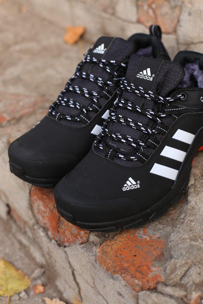 Зимние ботинки на меху Adidas Climaproof Р. 41 42 43 44 45