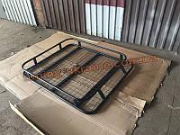 Багажник-корзина 130х110 с сеткой