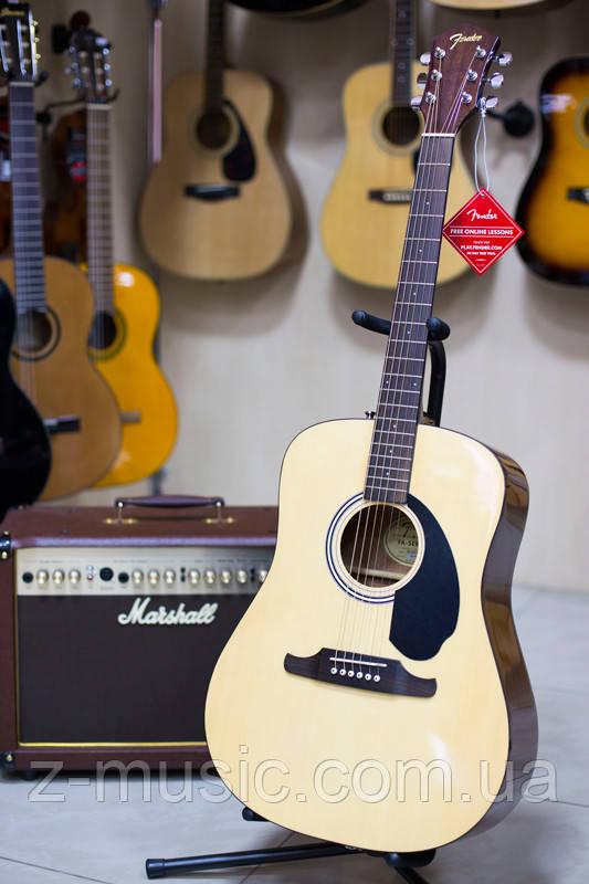 Гитара акустическая Fender FA-125