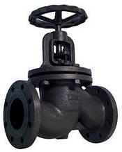 Вентиль запорный фланцевый T.I.S. SERVICE B043 TIS2 DN15 PN16 ДУ15 РУ16 ТИС