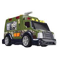Бронированный грузовик Dickie Toys 3308364