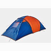 Водонепроницаемость палатка 6-ти местная Coleman 1002