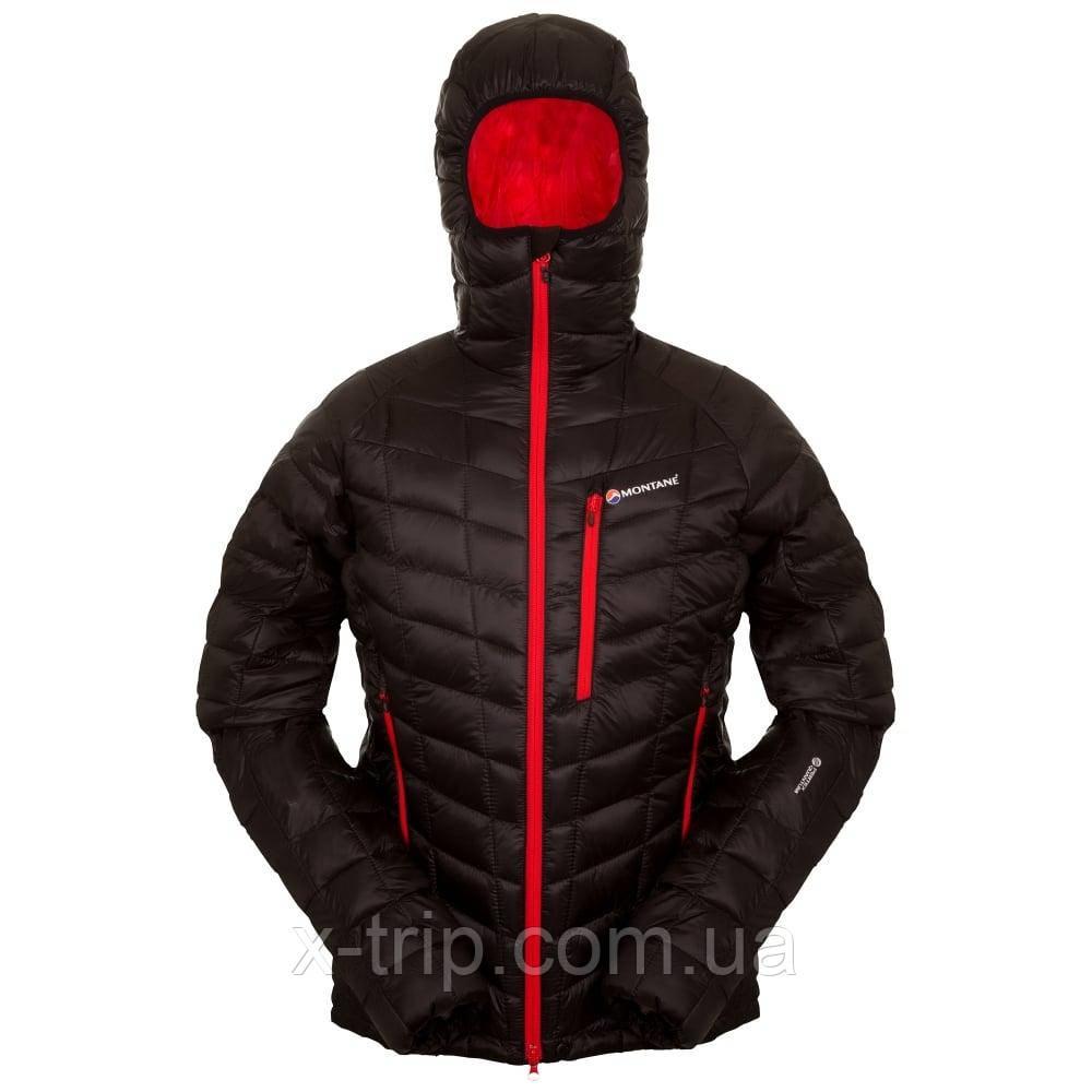 Куртка Montane Men's Hi-Q Luxe Jacket BLACK, L