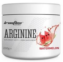 Аргинин IronFlex - Arginine (200 грамм) watermelon/арбуз